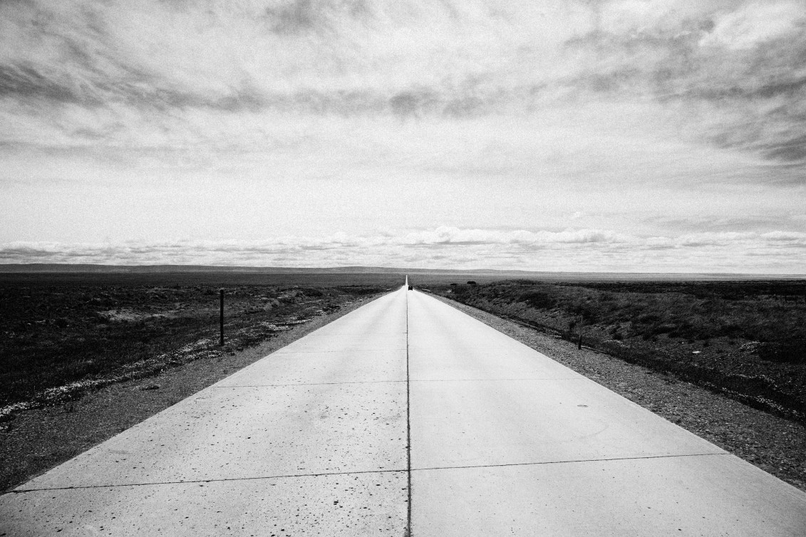 Road to nowhere.